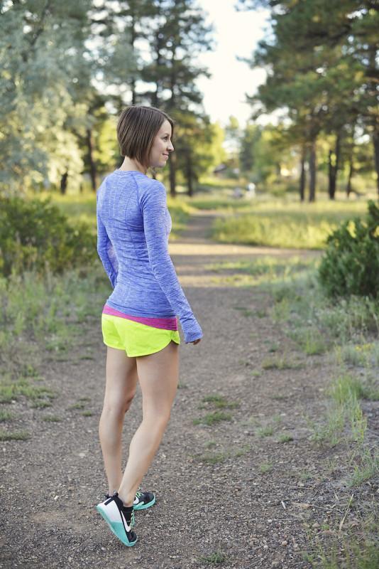 Workout Wardrobe Staples: Lululemon Swiftly + Speed Shorts