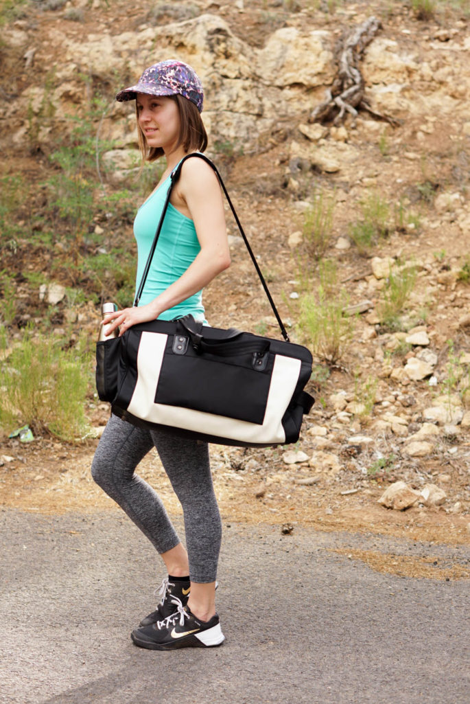 Persu Collection Jessica bag review in creamy white