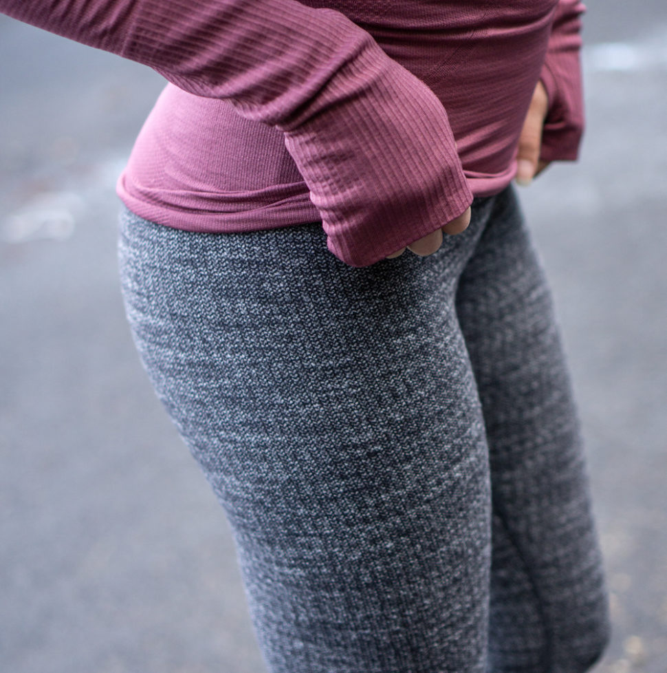Lululemon knit leggings