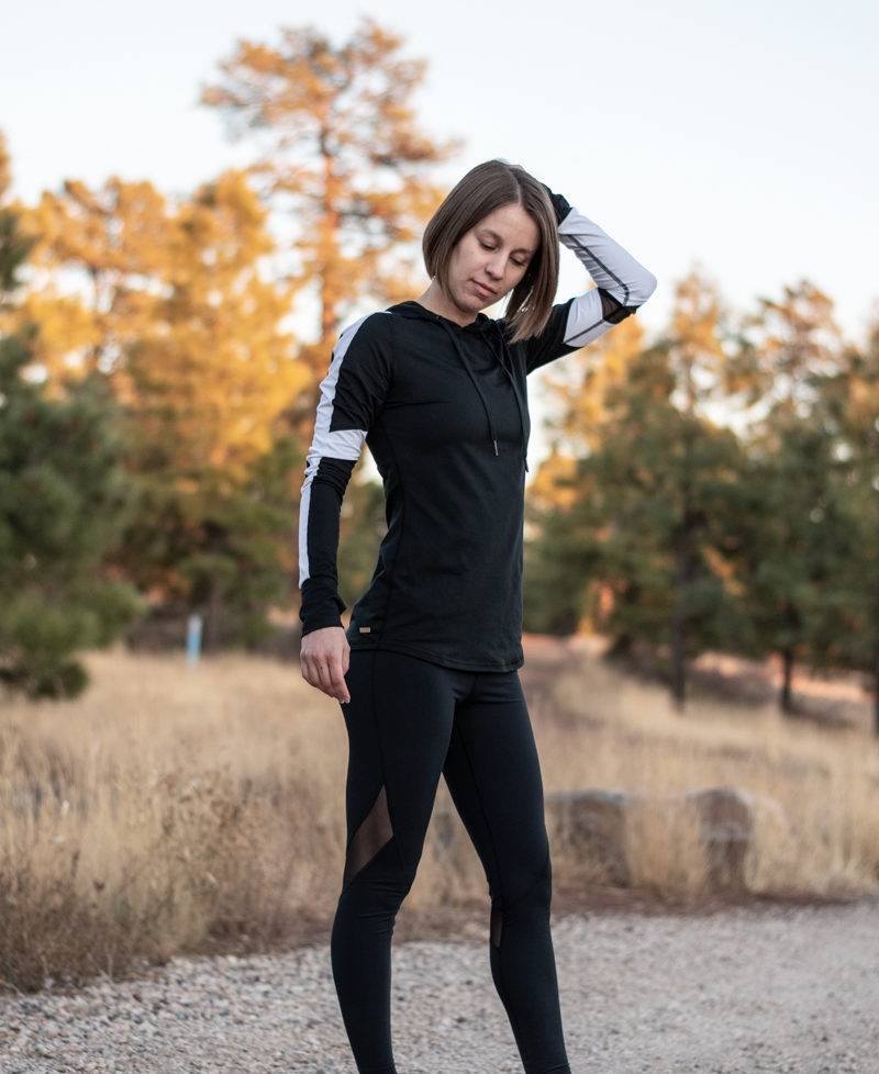 Alala fall workout outfit