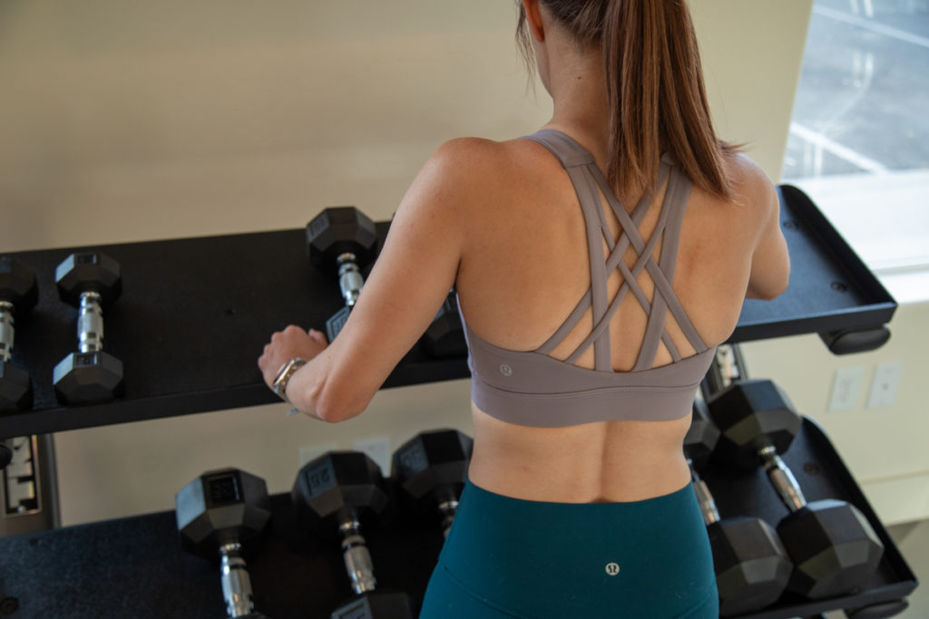 Lululemon free to be elevated bra review