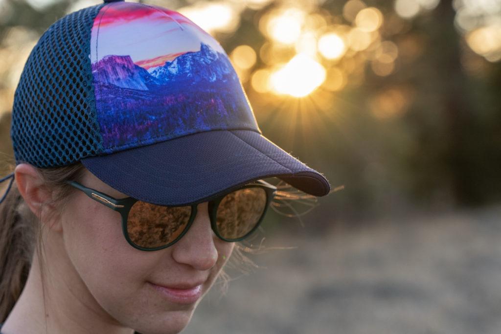 Best women's running hat: Oiselle runner trucker