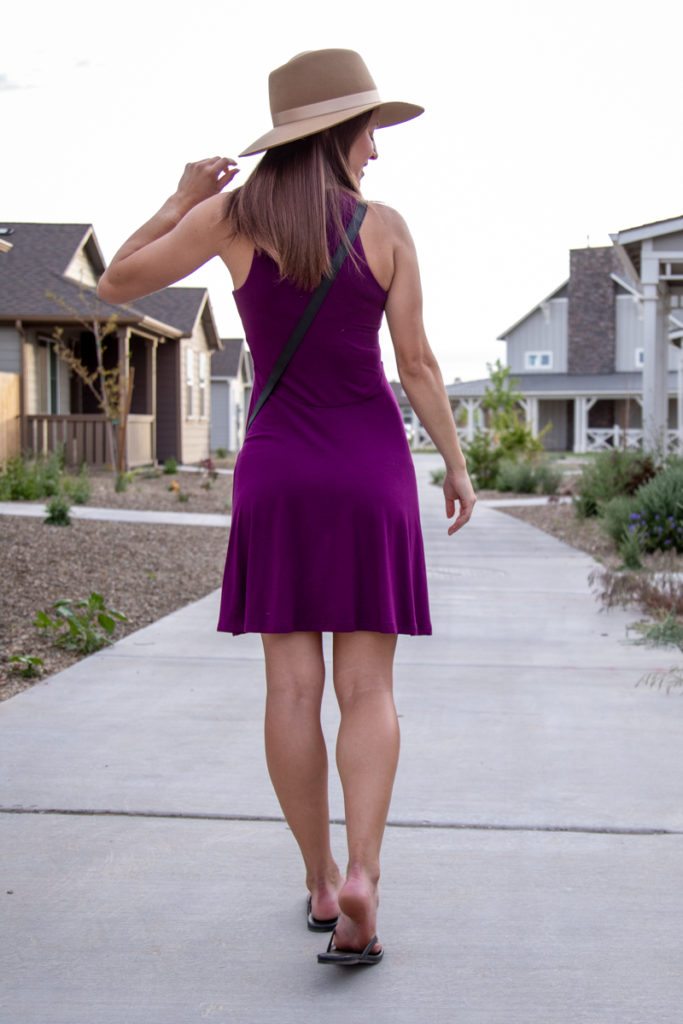 Athleta santorini thera dress review